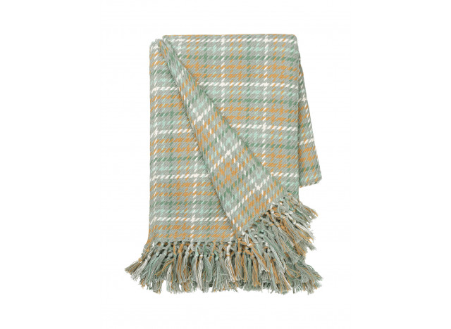 Plaid Ida Seagrass
