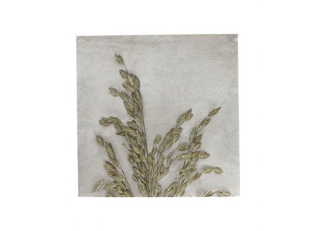 Servietter græs 1 - 40 stk