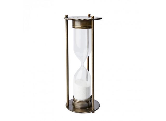 Timeglas antique høj
