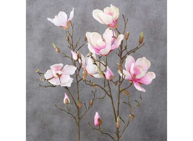 Decorative branch Magnolie, H 89 cm