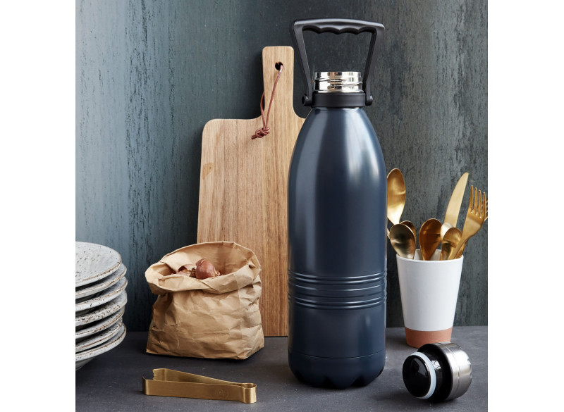 Thermos, large grey