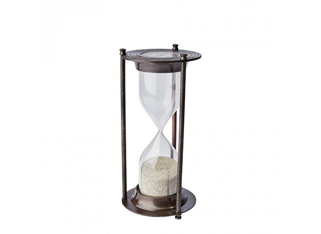 Timeglass antique medium