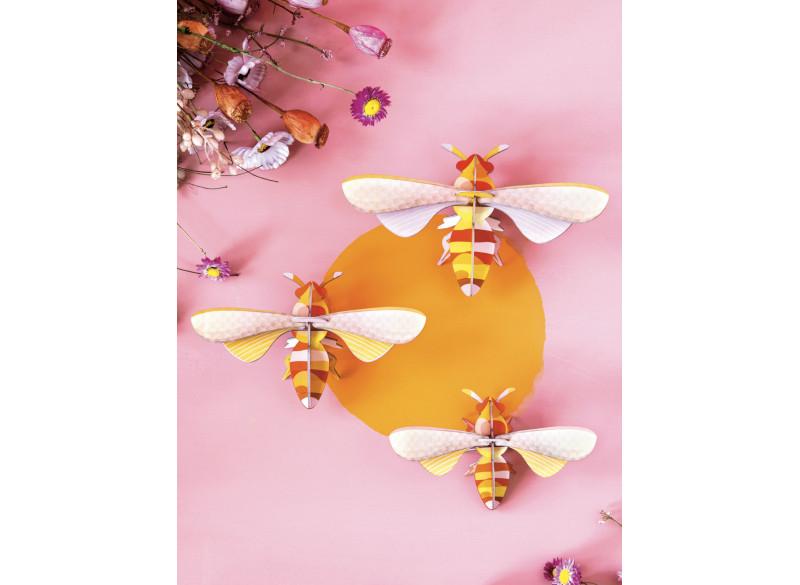 Totem Honey bees set of 3