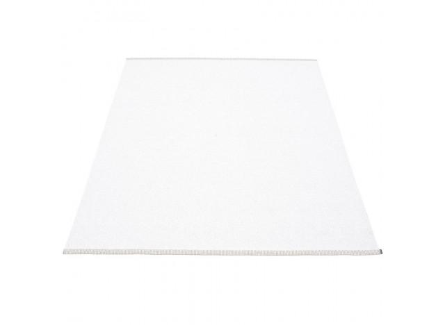 Mono Gulvtæppe Pappelina - White