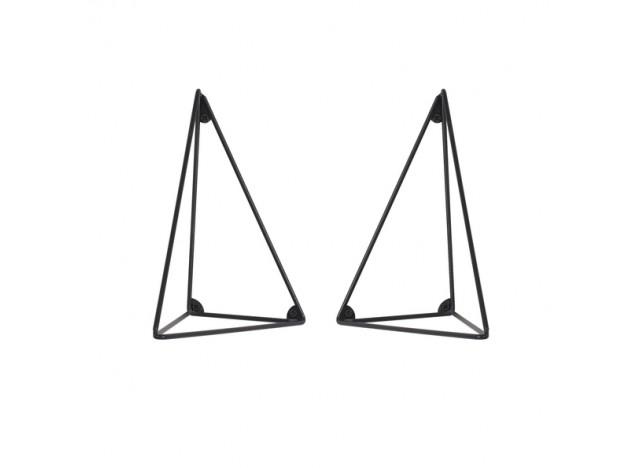 Pythagoras hyldeknægte - sort