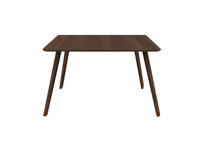 Spisebord EAT kvadratisk 90 - røget eg