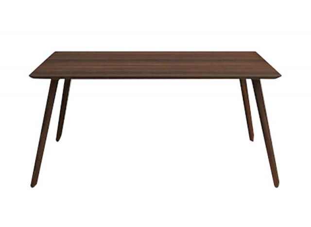 Spisebord EAT rektangulær 160 - røget eg