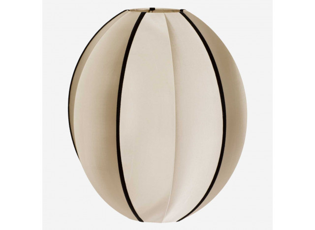 Lampshade Silk Oval L