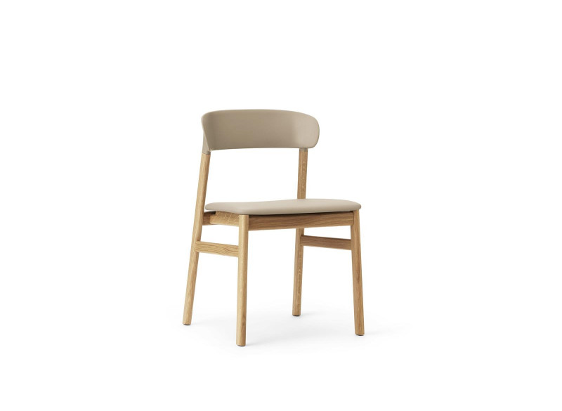 Chair Herit Oak Upholstered