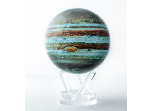 Moving Globe Jupiter