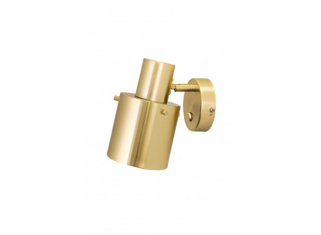 Wall lamp Clark Brass