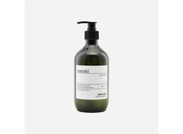 Hand soap, Linen dew 500ml