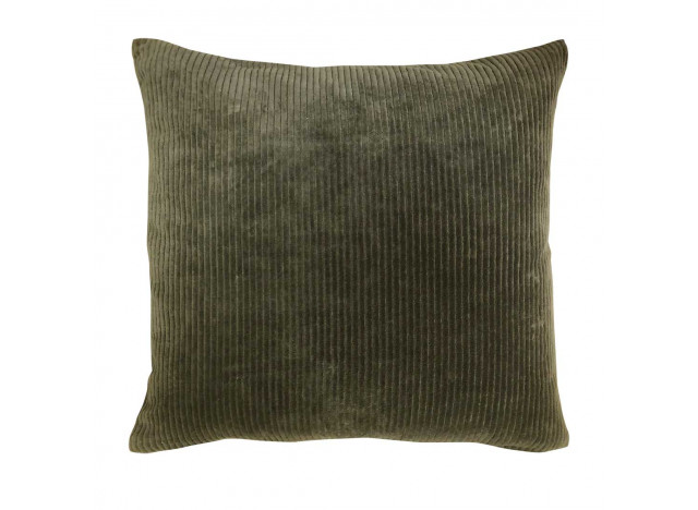 Pude Corduroy Army Green 50x50