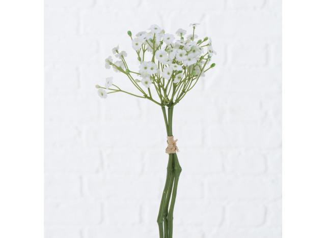 Gipsurt Hvid 3-p 29cm