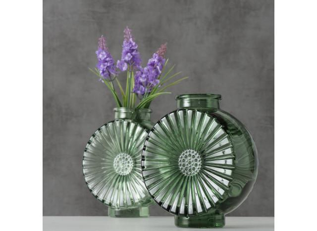 Vase Glass - Bacarea H18cm