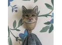 Animal hook Cat