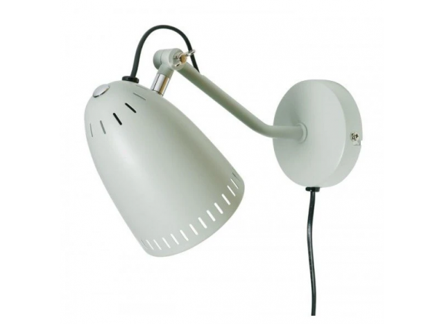 Dynamo wall lamp Misty Green