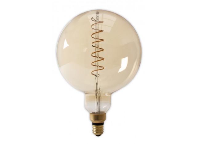 LED-lightbulbs Mega Globe - Spiral E27