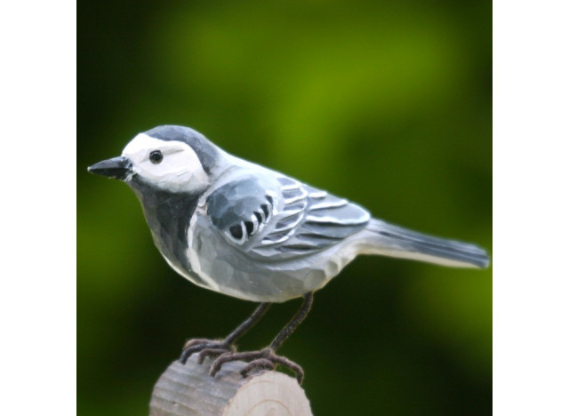 DecoBird Pied Wagtail