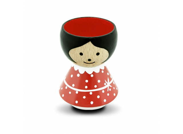 Table People - Red Girl