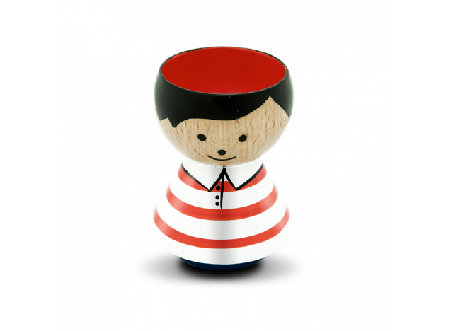 Table People - Boy with Red Stripes