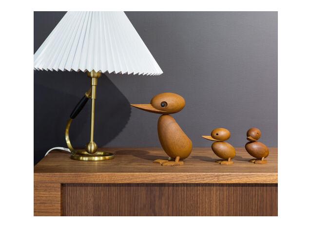 Duckling 9 cm Teak