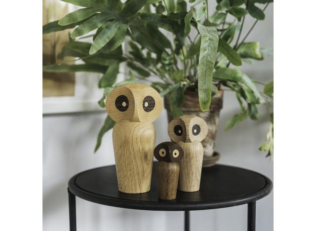 Ugle - egetræ