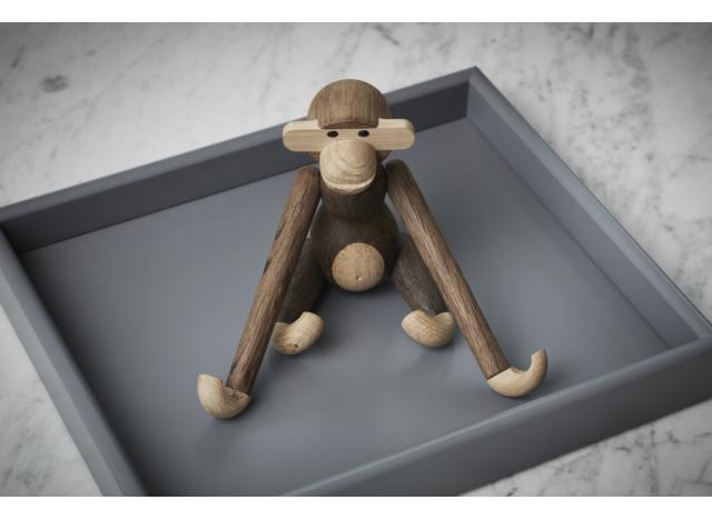 Small Monkey - Kay Bojesen - smoked oak