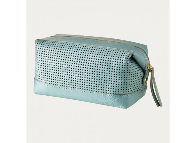 Toiletry bag - Capra - 22x12x10 - Petrolium