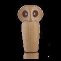Owl 17cm Egetræ