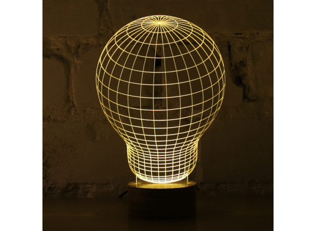Bulb Bulbing Lamp