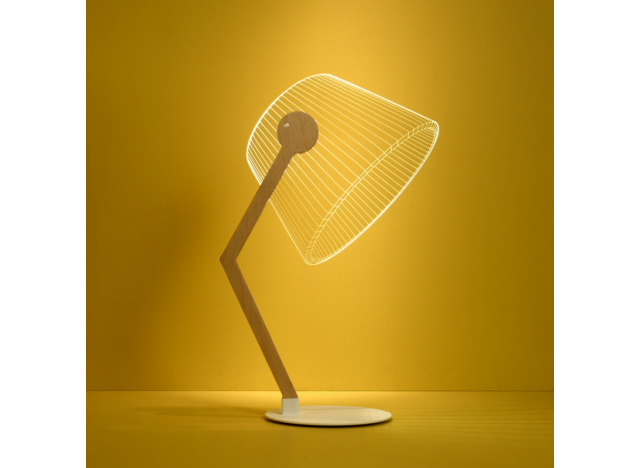Ziggi by Bulbing lamp