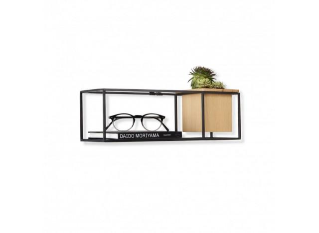 Shelf Cubist sandblack S