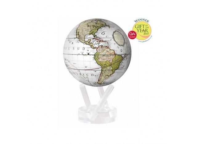 "Moving Globe ""Green"""